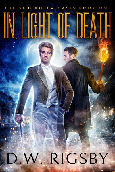 In Light of Death by D.W. Rigsby