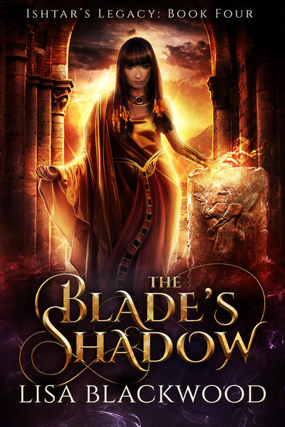 The Blade's Shadow by Lisa Blackwood