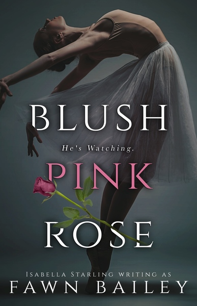 Blush Pink Rose by Fawn Bailey