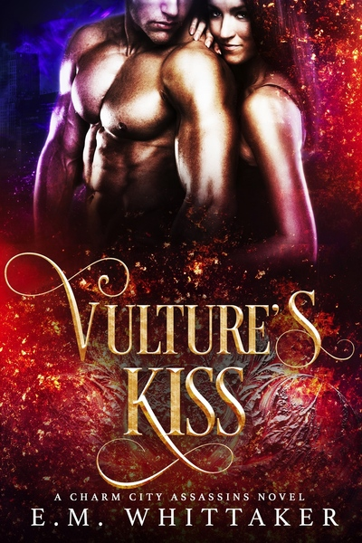 Vulture's Kiss by E.M. Whittaker