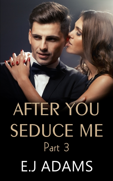 After You Seduce Me - Part 3 by E.J. Adams