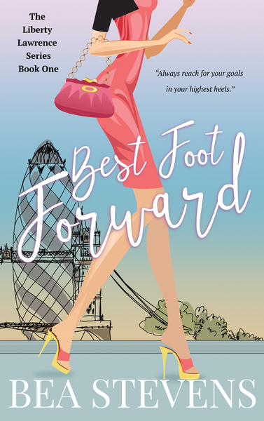 Best Foot Forward by Bea Stevens