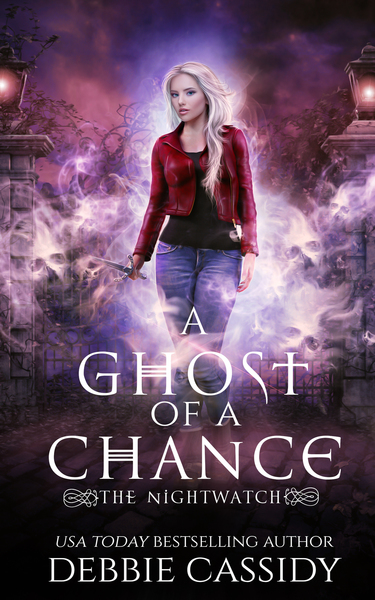 Beta A Ghost of a Chance by Debbie Cassidy