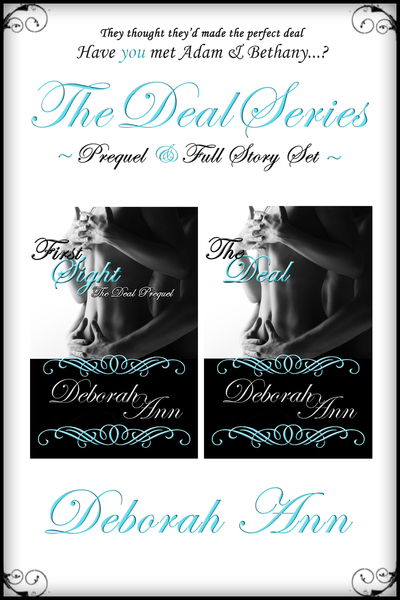 The Deal Series Set by Deborah Ann