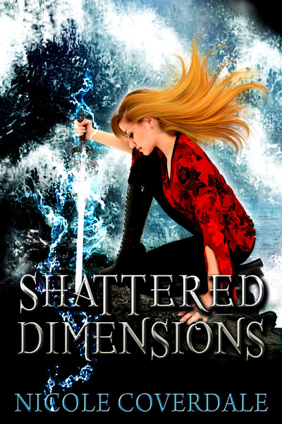 Shattered Dimensions by Nicole Coverdale