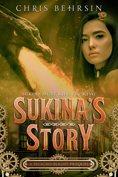 Sukina's Story by Chris Behrsin