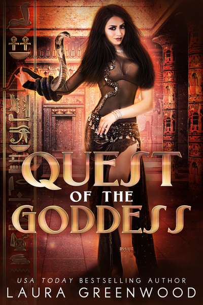 Quest Of The Goddess by Laura Greenwood