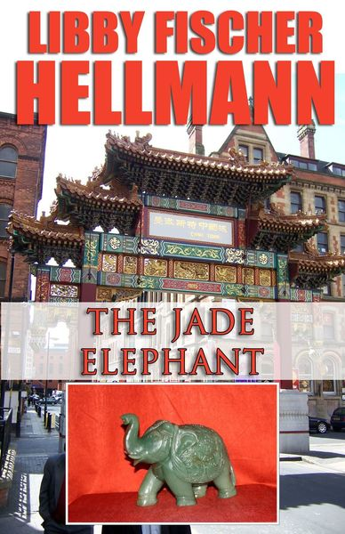 The Jade Elephant by Libby Fischer Hellmann