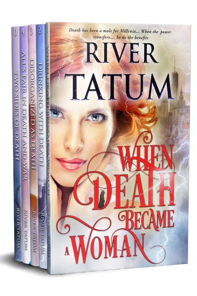 Death is a Woman Omnibus by River Tatum