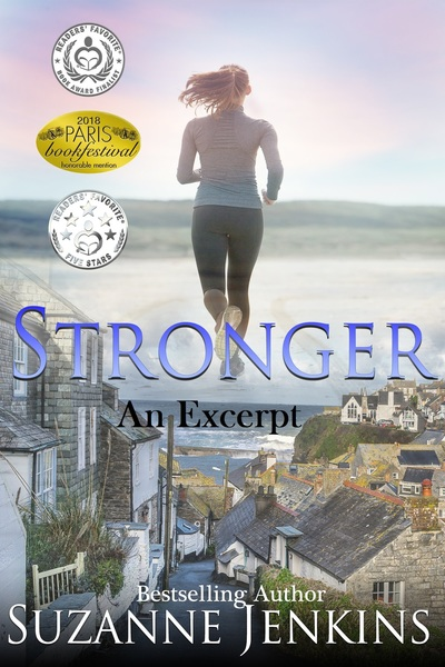 Stronger: An Excerpt by Suzanne Jenkins