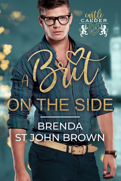 A Brit on the Side by Brenda St John Brown