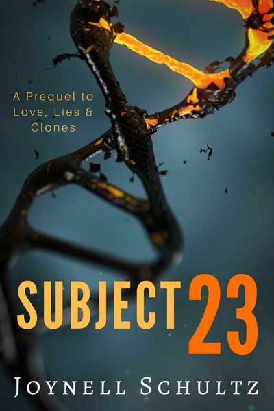 Subject 23 by Joynell Schultz