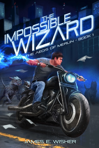 The Imposible Wizard by James E. Wisher
