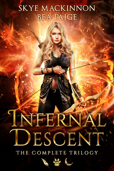 Infernal Descent: The complete trilogy by Skye MacKinnon