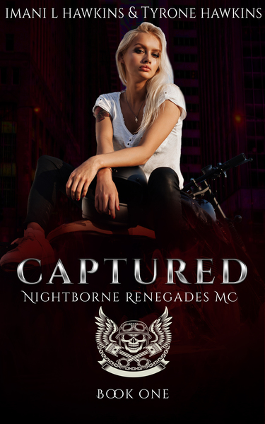 Captured: A Dark Vampire Motorcycle Club Paranormal Romance (Nightborne Renegades MC Book 1) by Imani L. Hawkins