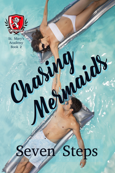 Chasing Mermaids Sneak Peek by Seven Steps