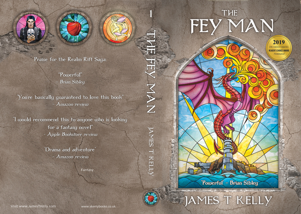 The Fey Man by James T Kelly