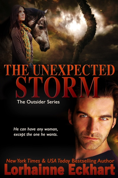The Unexpected Storm by Lorhainne Eckhart