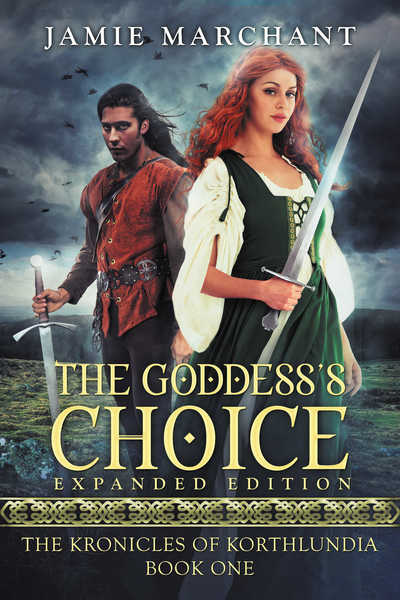The Goddess's Choice, Expanded Edition by Jamie Marchant