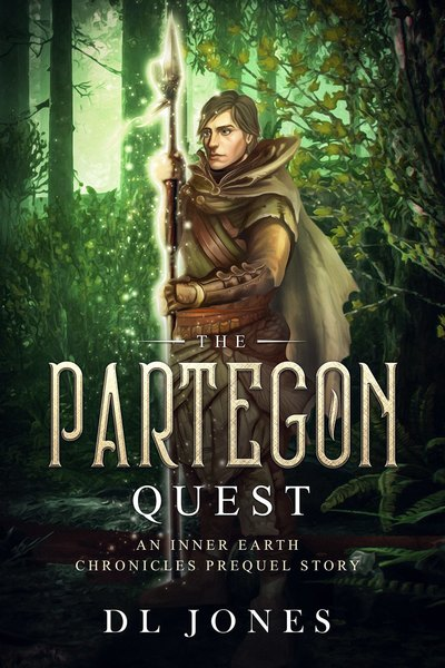 The Partegon Quest by DL Jones