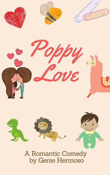 Poppy Love by Genie Hermoso
