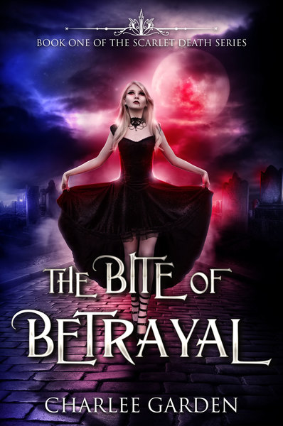 The Bite of Betrayal by Charlee Garden
