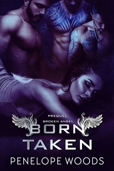 Born Taken: A Prequel by Penelope Woods