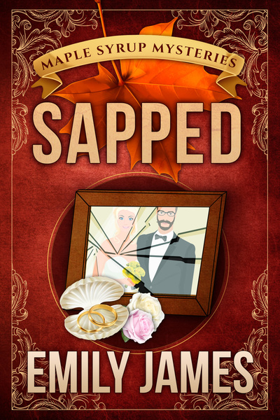 Sapped by Emily James