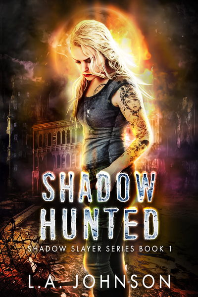 Shadow Hunted by L.A.Johnson