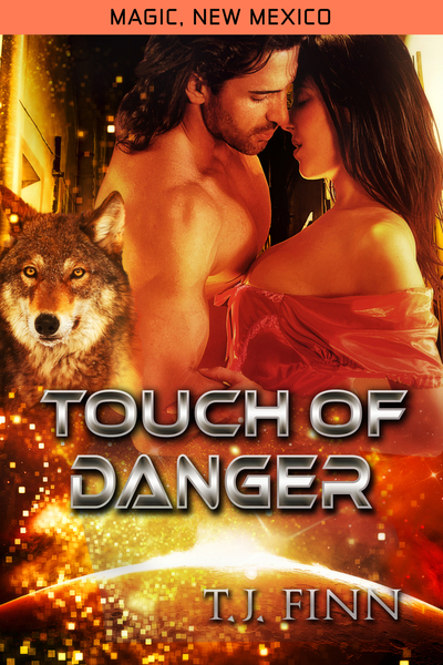 Touch of Danger by TJ Finn