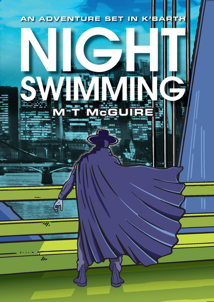 Night Swimming by M T McGuire