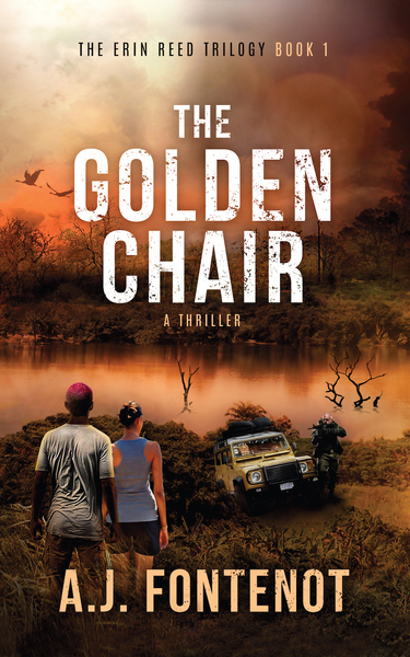 The Golden Chair by A.J. Fontenot
