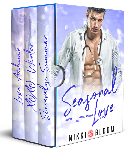 Seasonal Love: A Contemporary Medical Romance Box Set by Nikki Bloom