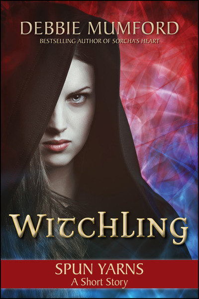 Witchling by Debbie Mumford