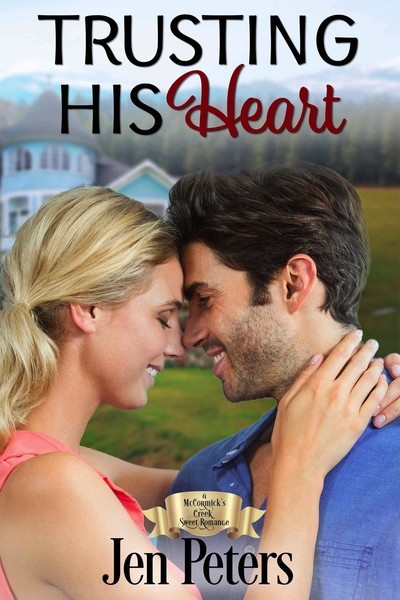 Trusting His Heart by Jen Peters