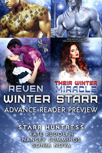 Winter Starr Advance Reader Preview by Kate Rudolph