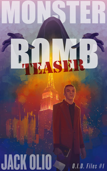 Monster Bomb - Trailer by Jack Olio
