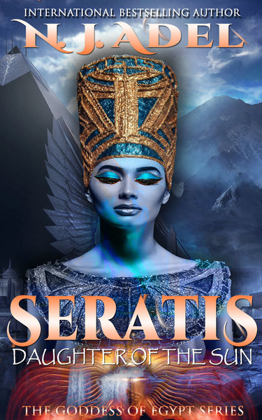 Seratis Daughter of the Sun by N.J. Adel