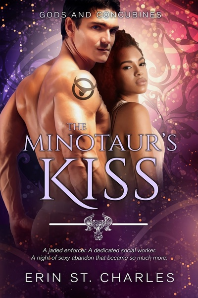 The Minotaur's Kiss by Erin St. Charles