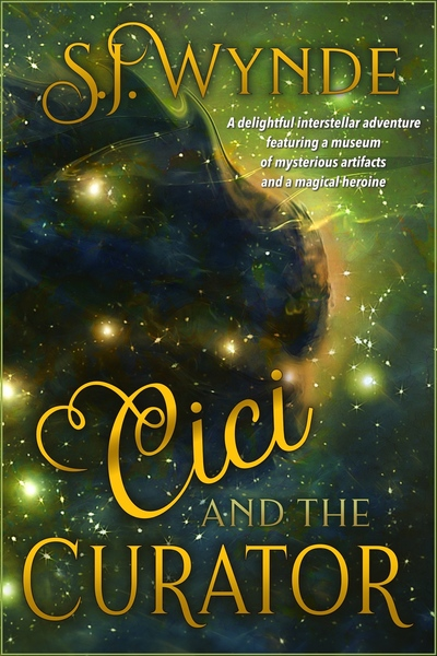 Cici and the Curator by S. J. Wynde