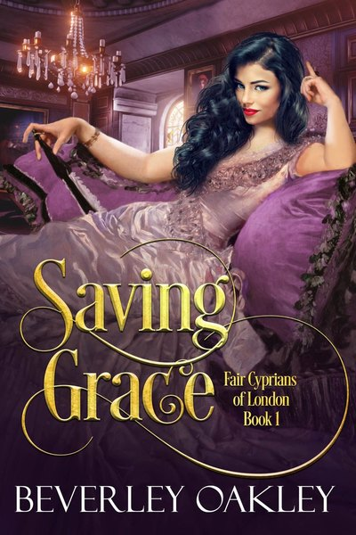 Saving Grace by Beverley Oakley