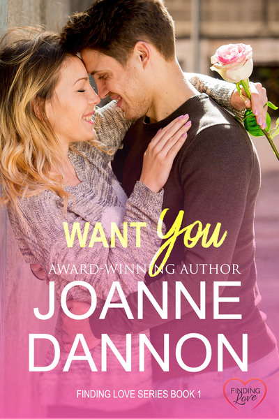 Want You by Joanne Dannon