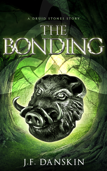 The Bonding: A Druid Stones Story by J.F. Danskin