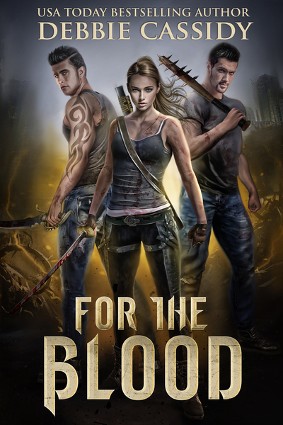Arc For the Blood by Debbie Cassidy
