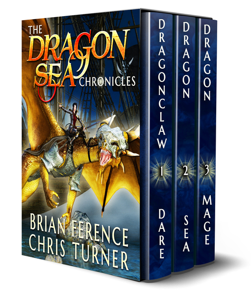 Dragon Sea Chronicles Box Set by Brian S. Ference