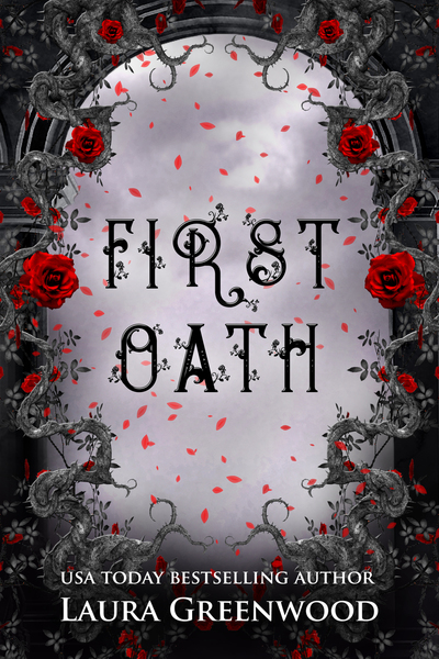 First Oath Bite Of The Oath Laura Greenwood vampire paranormal romance