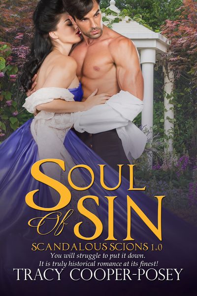 Soul Of Sin by Tracy Cooper-Posey