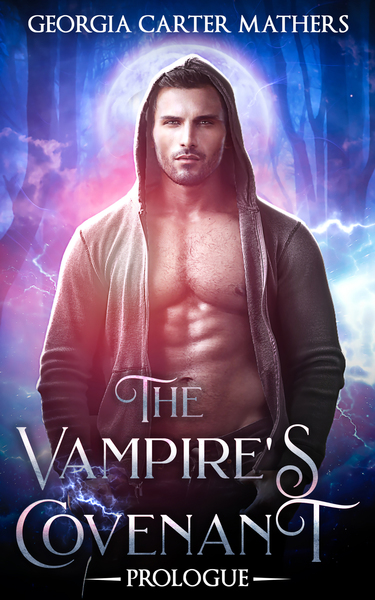 The Vampire's Covenant Prologue by Georgia Carter Mathers