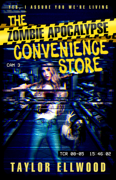 The Zombie Apocalypse Convenience Store by Taylor A Ellwood