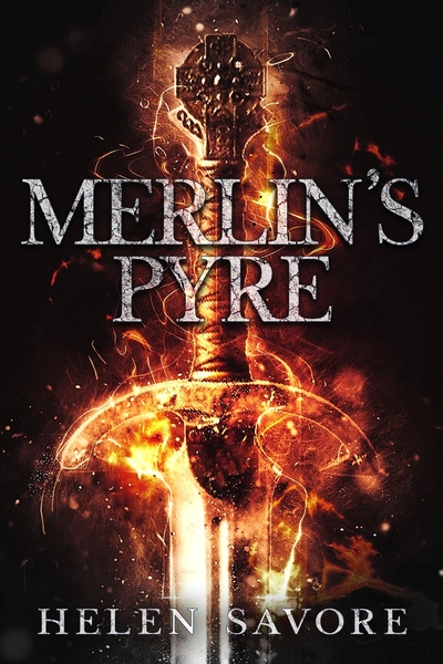 Merlin's Pyre (short story) by Helen Savore